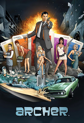 Watch Archer (2009): Season 3 Episode 8 Hollywood TV Show Online | Archer (2009): Season 3 Episode 8 Hollywood TV Show Poster