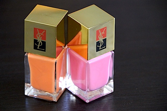 YSL Manucure Couture edition 8
