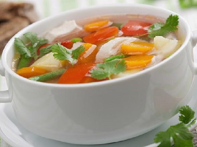 Makanan yang mampu menghangatkan dan menyehatkan tubuh saat musim hujan