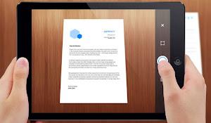 İOS için Dökümanları PDF Yapma Uygulaması