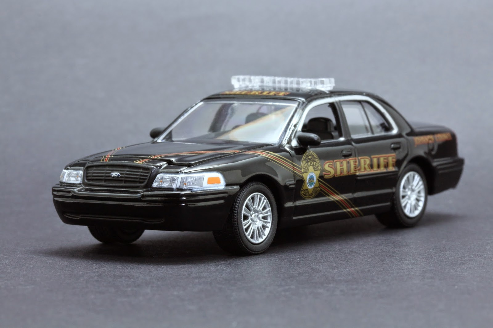 diecast hobbist 2008 ford crown victoria johnson county. Black Bedroom Furniture Sets. Home Design Ideas