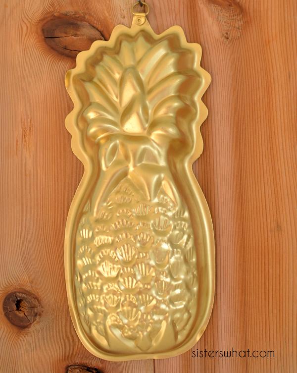 Pineapple Mold Art