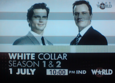 White Collar on Star World