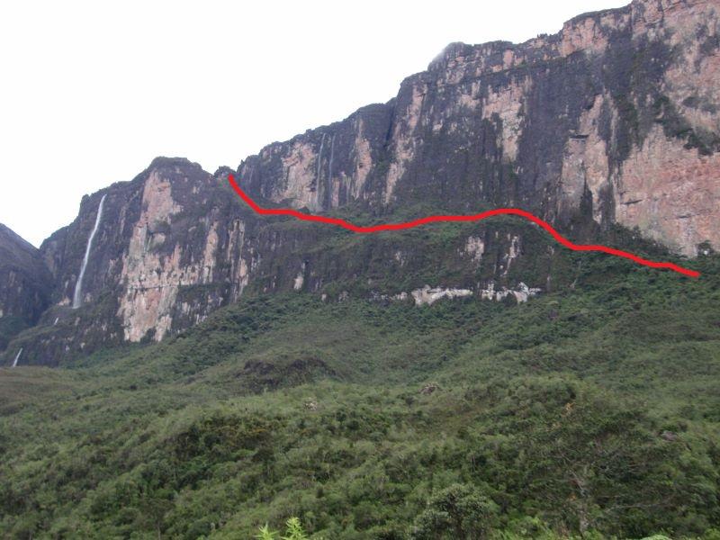 The Hungry Vegan?: Mount Roraima and Santa Elena
