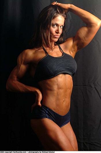 Debbie Leung - Female Figure Competitor