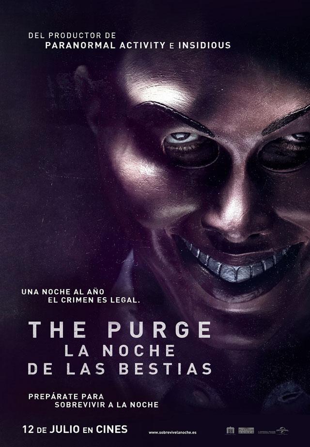 """""""La Purga"""" (1): las elecciones son un ritual satánico"""