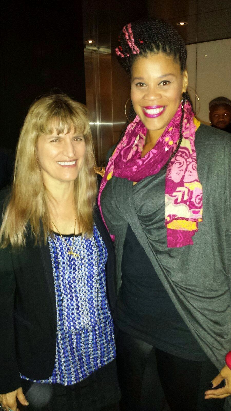 w/Director Catherine Hardwicke