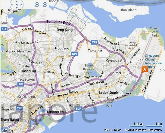 Detail Butterfly Garden Singapore Location Map – Tourist Map Of Singapore City