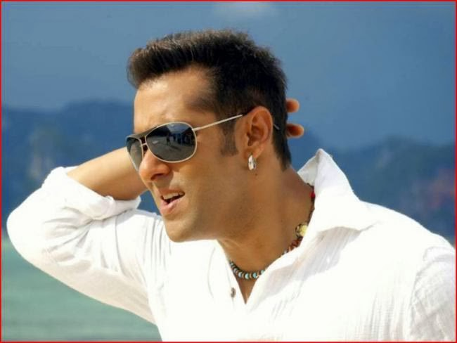 Salman Khan Hairstyle Images And Photos 2013 Salman Khan