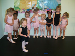 charlotte nc preschool ballet camp