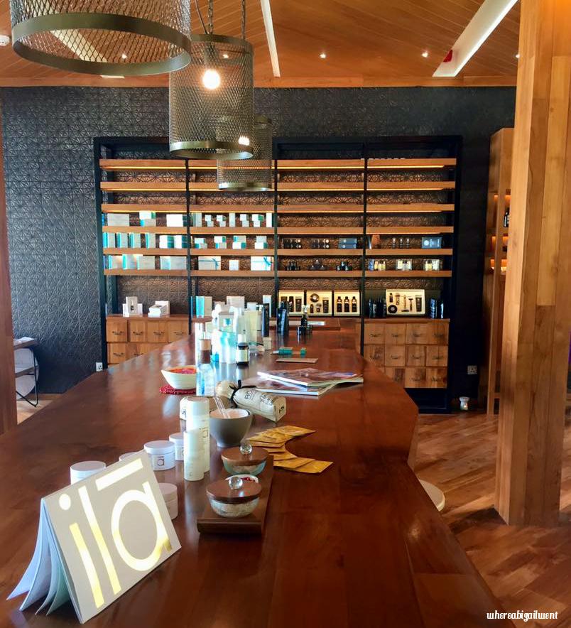 Javvu Spa Beauty Bar and Communal Lounge