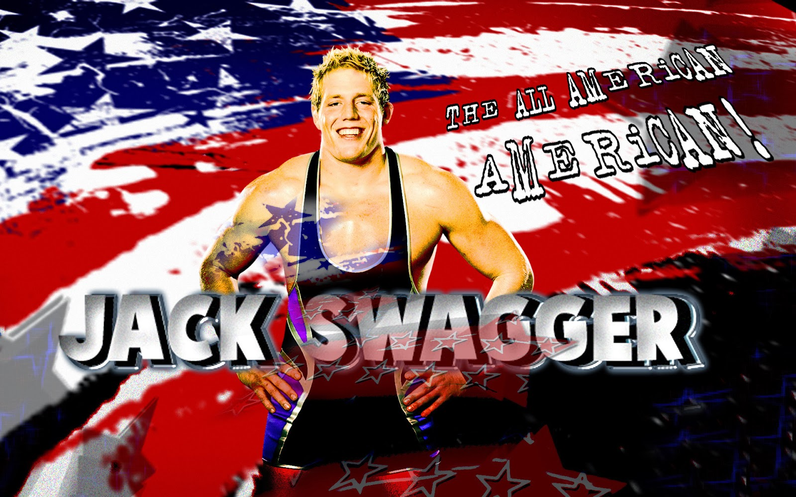 Jack Swagger 2014 Wall...