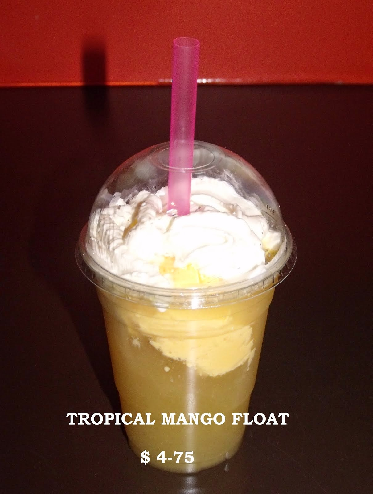 TROPICAL MANGO FLOAT