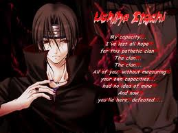 Kata Kata Mutiara Cinta di Anime Naruto