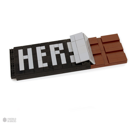 Image result for lego chocolate bar