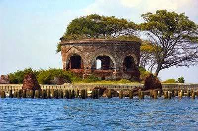 Image result for Pulau onrust kepulauan seribu