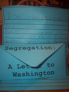 A letter to my congressman addressing Civil Rights and Racial Equality