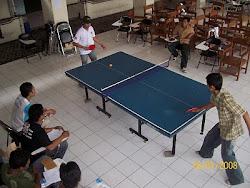 UKM olahraga Pimpong