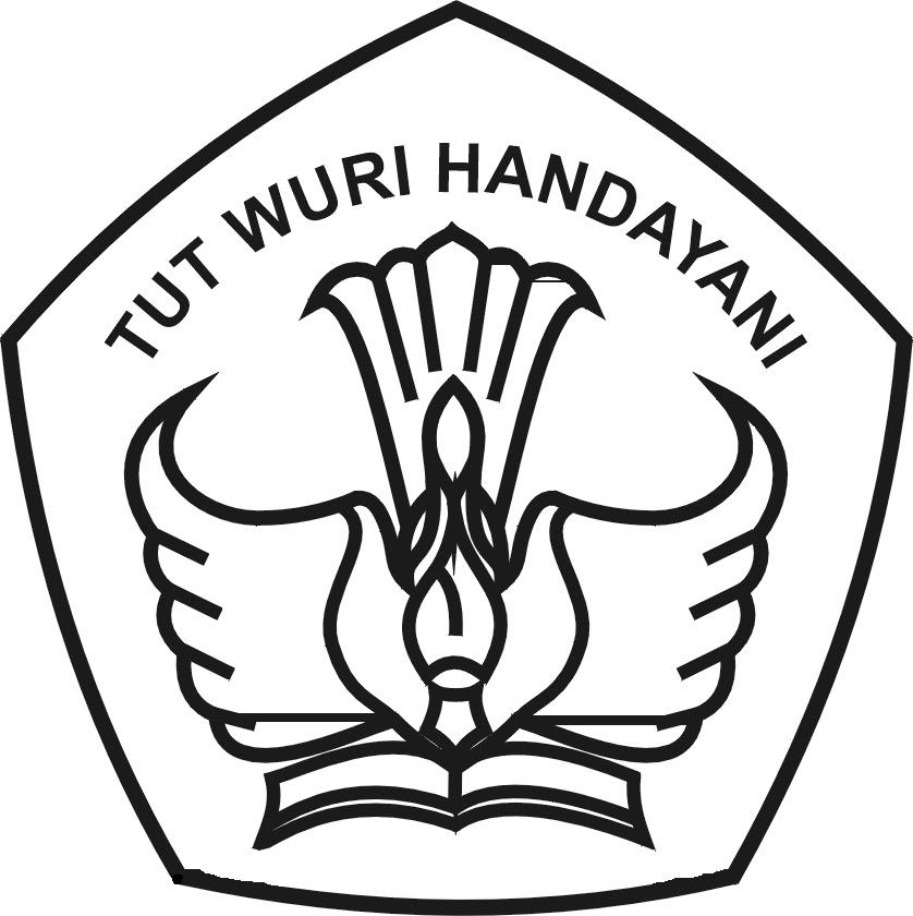 Logo Pendidikan Nasional (Tut Wuri Handayani)