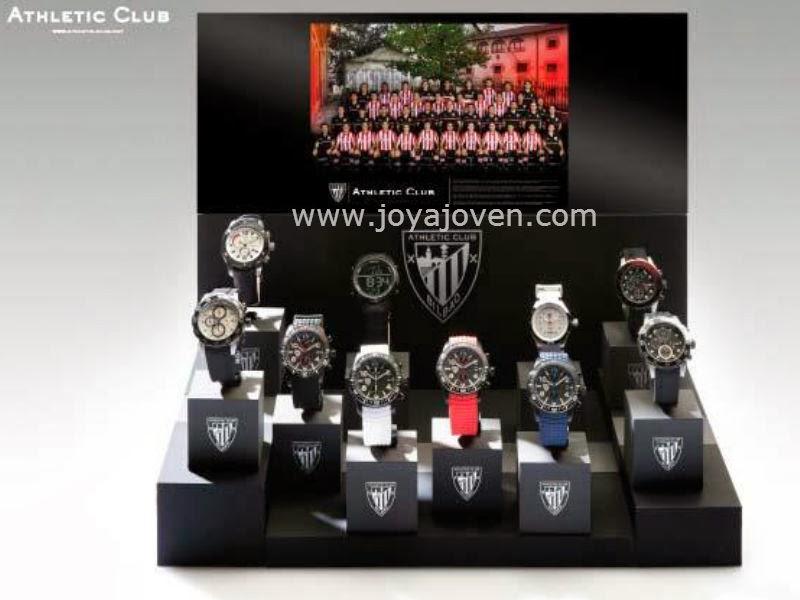 Joya joven  Detalles que marcan la diferencia  Athletic Club Relojes 2ff9ffa0716d3