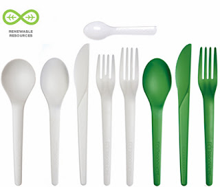 Cutlery from Eco-Products