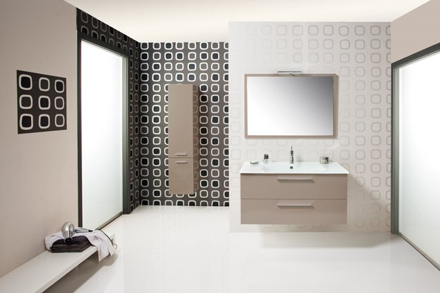 Aqualys burdin bossert prolians besancon meuble salle de bain harmonie cedam for Cedam salle de bain
