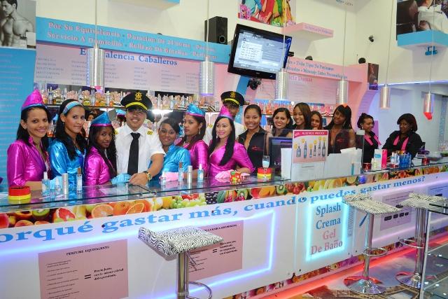 Sociales y turismo la casa del perfume engalana su sucursal en megacentro - Perfumes en casa ...