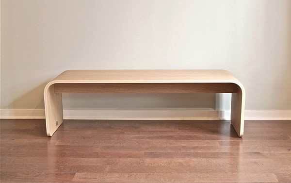 Modernos bancos de madera kitchen design luxury homes - Banco de madera ...