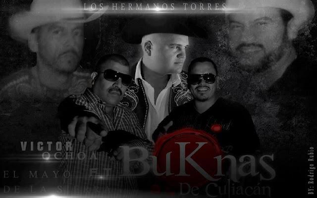 El Mayo De La Sierra Ft Buknas De Culiacan - Los Hermanos Torres (Corridos 2013)