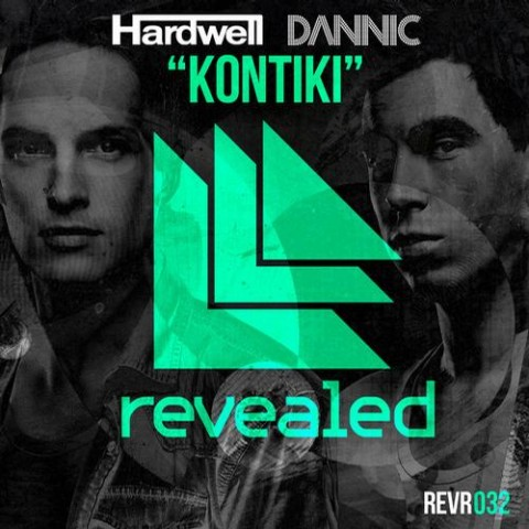 "5237149 480x480 Hardwell & Dannic   ""Kontiki"" Original Mix (MP3 Stream)"