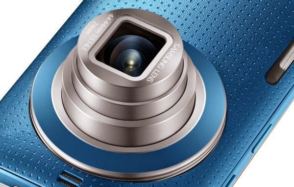 Samsung Galaxy K zoom: specs, pictures and price