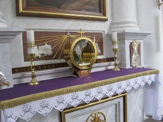 папа Иоан Павел II в Одессе