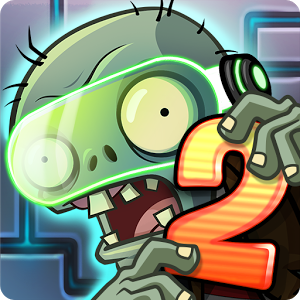 Plants vs. Zombies 2 v2.9.1 APK Mod (Unlimited Coins) Terbaru 2015