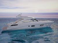 3d searay boat yacht