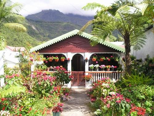 Ile De La Reunion Belles Maisons Creoles