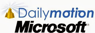 Microsoft et Dailymotion