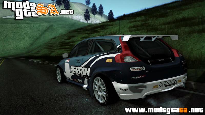SA - Volvo C30 Race