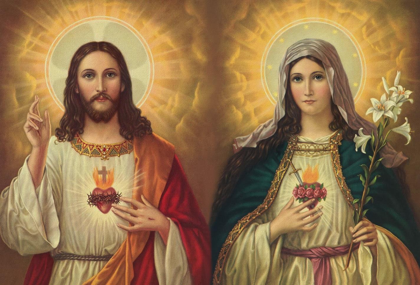 Jesu et Maria