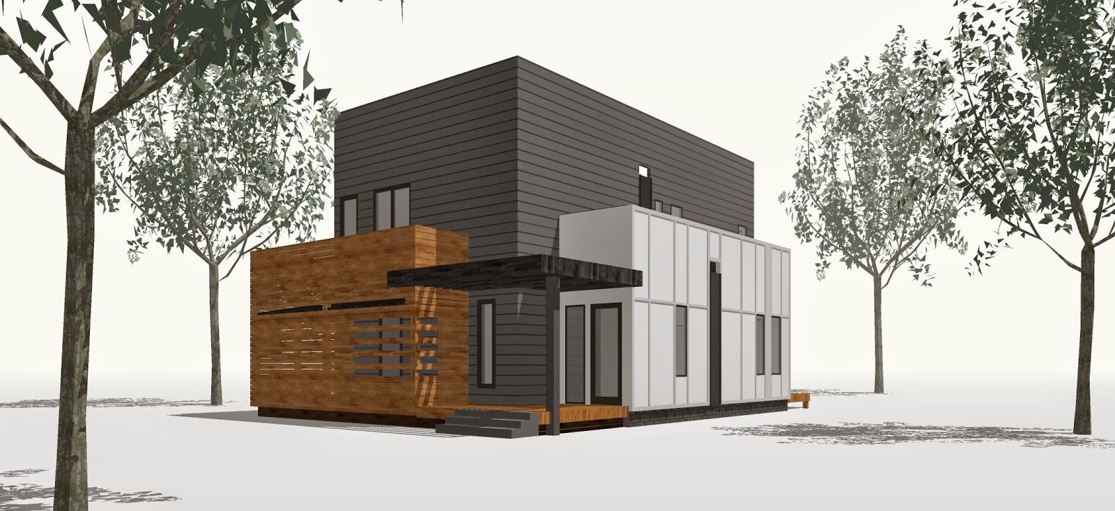 modern homes real estate clt