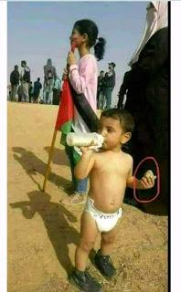 """Teatro do Absurdo do Hamas: """"Canibais em Gaza"""""""