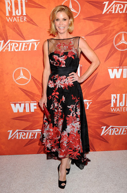 Actress @ Julie Bowen - Variety and Women in Film's Annual Pre-Emmy Celebration in West Hollywood