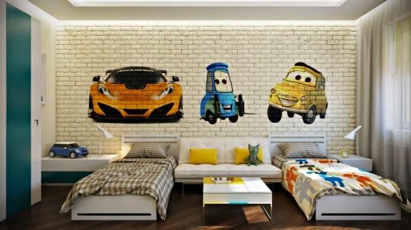 Cama mesa abatible camas autoportantes dormitorios - Ver habitaciones infantiles ...