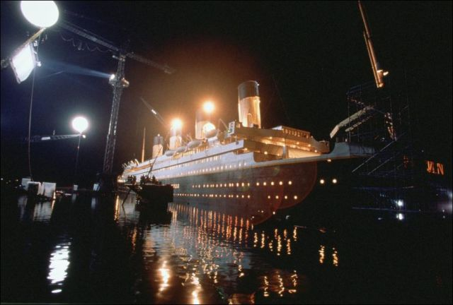 the making of titanic Titanic and the making of james cameron [paula parisi] on amazoncom free shipping on qualifying offers a lively, true-life adventure saga the incredible story of how james cameron willed titanic into existence newark sunday star ledger like the movie.
