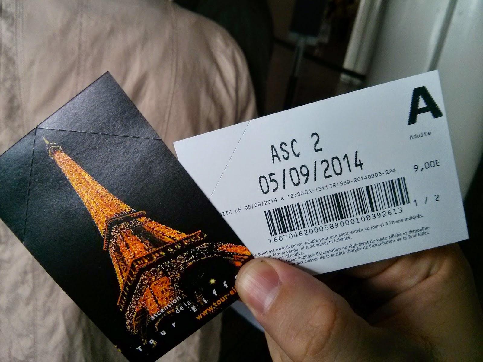 VipandSmart Torre Eiffel tickets
