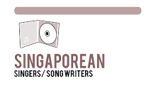Singaporean Singers/ Songwriters