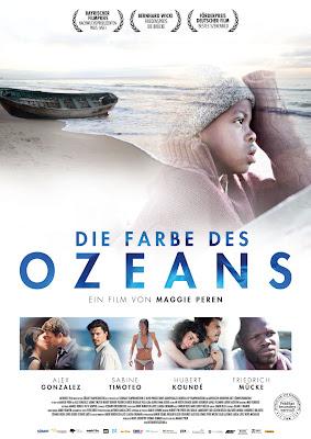 """Plakat """"Die Farbe des Ozeans"""", ein Film von Maggie Peren"""