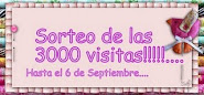SORTEO DE LAS 3000 VISITAS