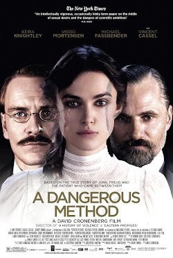 Cám Dỗ Chết Người - A Dangerous Method (2011) Poster