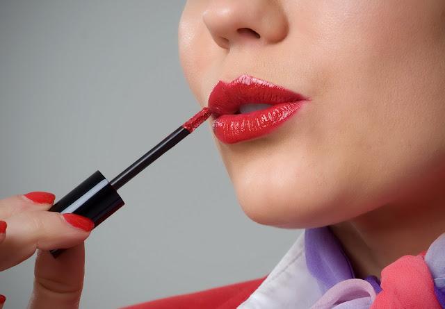 Virgin Atlantic lipstick shade