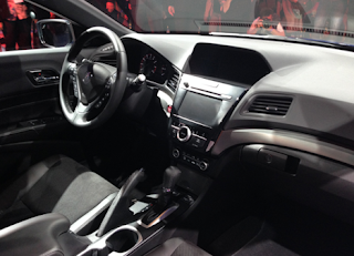 Interior 2016 Acura ILX Release Date